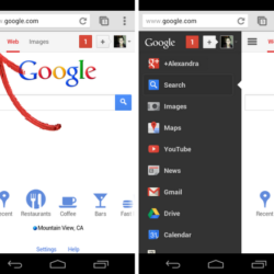 Google Revamps Homepage for Mobile Phones